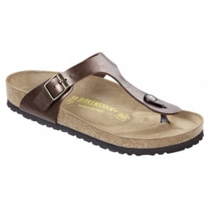Birkenstock Gizeh 845221 Toffee Graceful, The best selling Birkie toe post