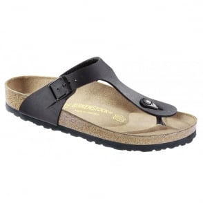 Birkenstock Gizeh 043691 Black, The best selling Birkie toe post