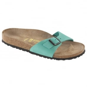 Birkenstock Madrid 339611 Mint, Popular single stap sandal