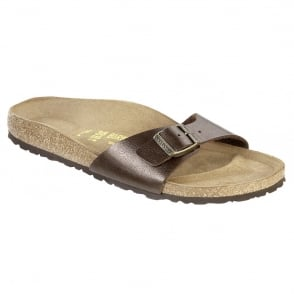 Birkenstock Madrid 239511 Toffee Graceful,  Popular single stap sandal
