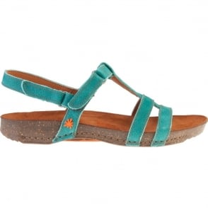 The Art Company I Breathe 0972 Sandal Albufera, with 2 adjustable velcro straps