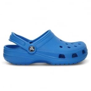 Classic Shoe Ocean, Original Crocs slip on shoe