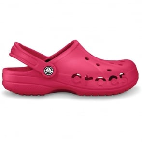 Baya Shoe Raspberry, A twist on the Classic Crocs