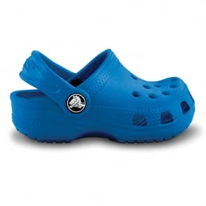 Crocs Kids Littles Sea Blue, Classic croc in miniture!