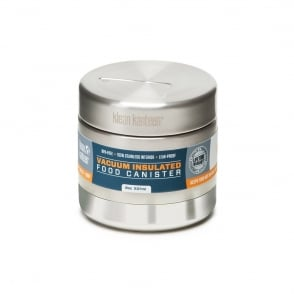Klean Kanteen Food Canisters Insulated 236ml Stainless Steel, leak-proof, airtight food canister