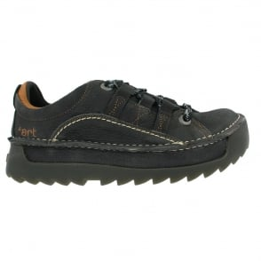 The Art Company 0590 Skyline Shoe Regaliz, Chunky leather lace up shoe