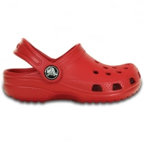 Crocs Kids Classic Shoe Pepper, The original kids Croc shoe