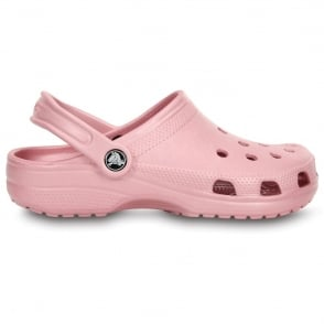 Crocs Classic Shoe Pearl Pink, Original slip on shoe