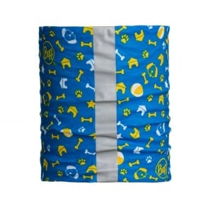 Buff Dog 2014 Toys Blue (S/M), Neckwear with reflective strip