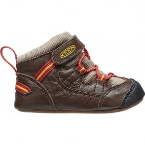 KEEN Infant Targhee Dark Earth/Bossa Nova