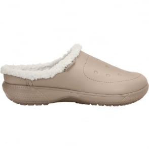 Crocs ColourLite Lined Clog Tumbleweed/Oatmeal, Winter just got lighter and brighter