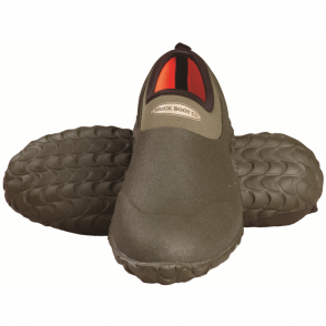 The Muck Boot Company Edgewater Camp Shoe Moss Green, a perfect camping companion