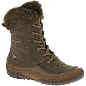 Merrell Decora Sonata Mocha, Waterproof Boot with Warmth