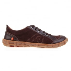 The Art Company 0783 Melbourne Lux Suede-Grain Brown