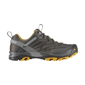 KEEN Mens Marshall WP Raven/Tawny Olive, the perfect hiking shoe for your next best adventure in a low cut style.