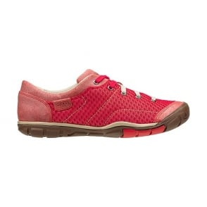 KEEN Womens Mercer Lace ll CNX Ribbon Red, a cute lightweight style for pretty much everything