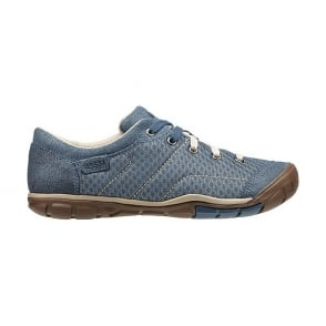KEEN Womens Mercer Lace ll CNX Indian Teal, a cute lightweight style for pretty much everything