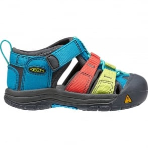 KEEN Infant Newport H2 Hawaiian Blue Multi, ideal for in and out of the water