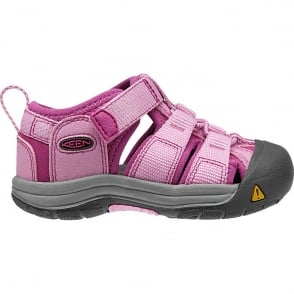 KEEN Infant Newport H2 Lilac Chiffon/Dahlia Mauve, ideal for in and out of the water