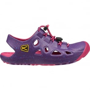 KEEN Infant Rio Purple Heart/Honeysuckle, comfortable and flexible fit