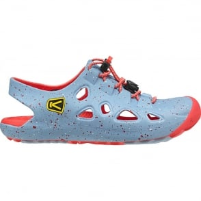 KEEN Kids Rio Corydalis Blue/Hot Coral, comfortable and flexible fit