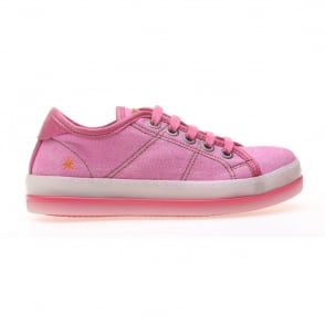 The Art Company Kids A955 Queen Gaucho Doube Textil Magenta, superior lace up shoe