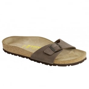 Madrid Mocha 040091, Popular single strap sandal