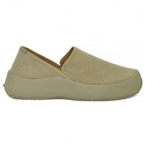 Soft Science Drift Shoe Khaki, Supreme Comfort slip on shoe
