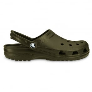 Crocs Classic Size 17 Chocolate