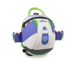 LittleLife Toddler Daysack Buzz Lightyear, kids rucksack with detachable reins!