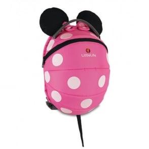 LittleLife Kids Big Daysack Pink Minnie, the toddler daysack but bigger!!