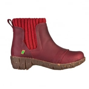 El Naturalista NE23 Yggdrasil Ankle boot Rioja, Great comfort boot