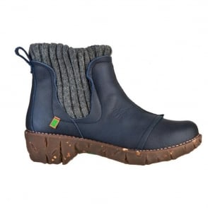 El Naturalista NE23 Yggdrasil Ankle boot Ocean, Great comfort boot