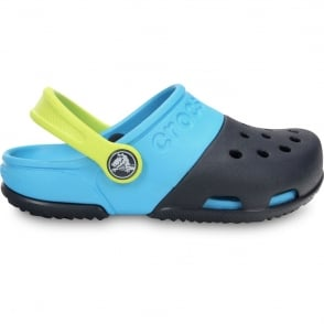 Crocs Electro II Clog Navy/Electric Blue,  the new colour combination clog