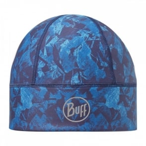 Buff Ketten Tech Windproof Hat Erosion Blue, lightweight hat to protect against extreme cold