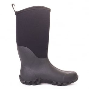 The Muck Boot Company Edgewater II Black, a new take on the perfect every day welly