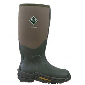The Muck Boot Company Arctic Sport Moss, severe weather conditions boot