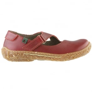 El Naturalista E751 Nido Youth/Adult Tibet, leather flat
