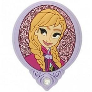 Jibbitz Frozen Anna Badge