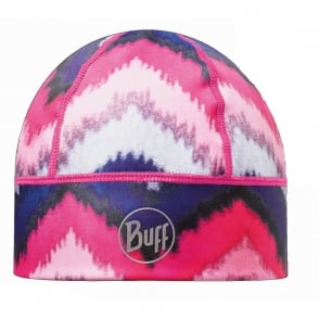 Buff Ketten Tech Windproof Hat Ziga Magenta, lightweight hat to protect against extreme cold