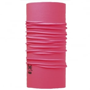 UV Protection Buff Soild Pink Fluor, Protects from 95% of UV rays