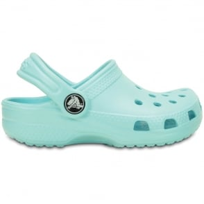 Crocs Kids Classic Shoe Ice Blue, The original kids Croc shoe