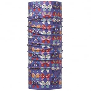 Kids UV Protection Buff Chrysalis Violet, Protects from 95% of UV rays