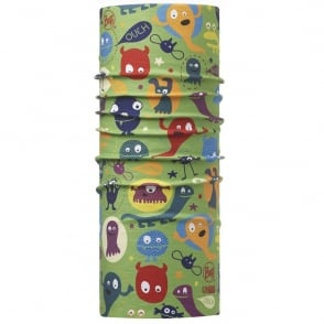 Kids UV Protection Buff Funny Monsters, Protects from 95% of UV rays