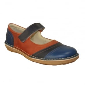 Oxygen Almada Blue/Purple/Tan