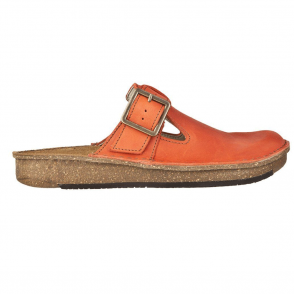 El Naturalista ND40 Clog Sunset, recycled insoles with a polyurethane base that contributes towards increased comfort