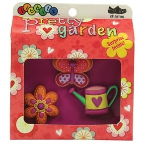 Jibbitz Pretty Garden Party 3 Pack