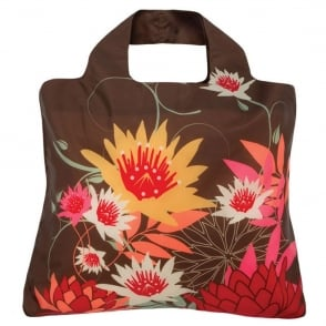 Envirosax Bloom Bag 3, Reusable stylish bag for life