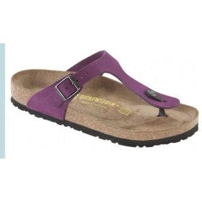 Birkenstock Gizeh 345331 Blackberry, The best selling Birkie toe post