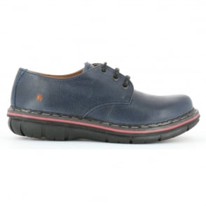 The Art Company Assen 0458 Blue, Lace up shoe